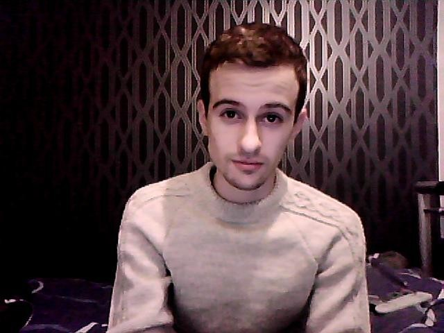 "new jumper, thanks nanna (it has a label inside that says ""This was handknitted by betty goodwin) my nanna :) awh"