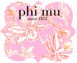 """PHI MU! ONE-EIGHT-FIVE-TWO"" Literally cannot get that out of my head!"