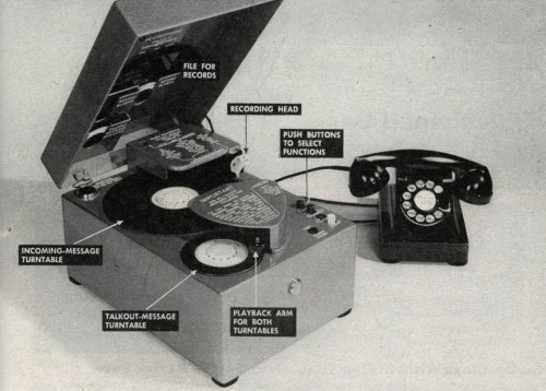 Vinyl Phone Recorder