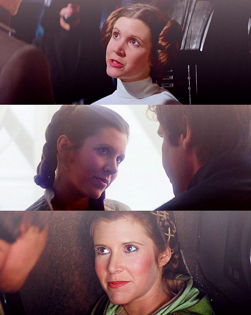 Star Wars Through the Movies - Princess Leia