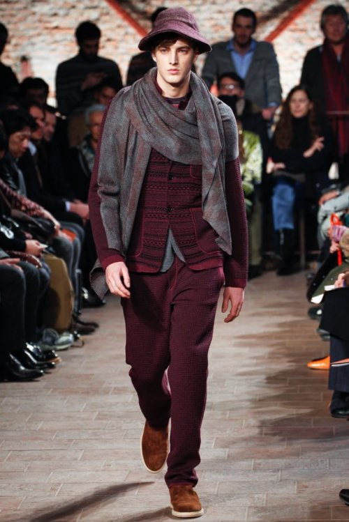 Missoni Fall/Winter 2012