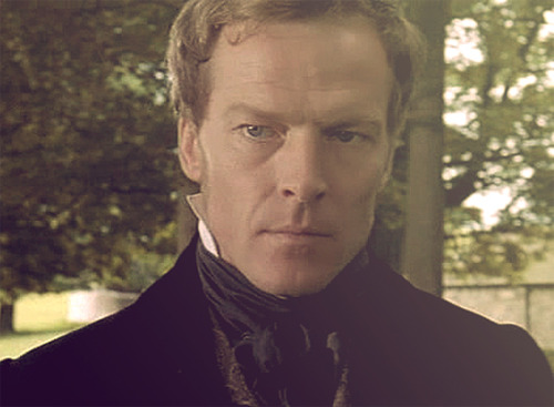 "Iain Glen / Mr. Preston in ""Wives and Daughters"""