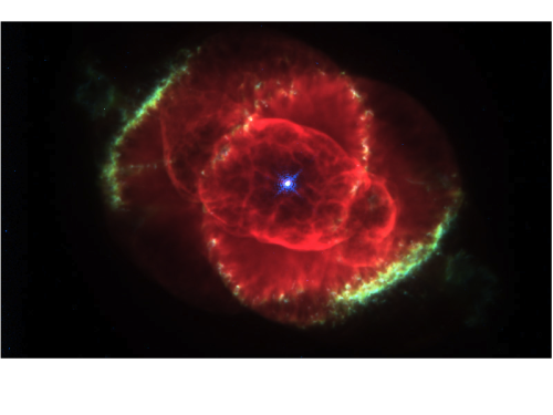 Cat's Eye Nebula (via National Geographic)