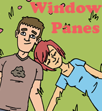 Window Panes, Comic, 2010