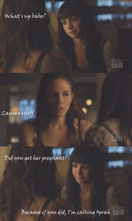 Lost Girl 2.06 – It's Better to Burn Out Than Fae Away