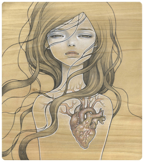 My Dishonest Heart  By Audrey Kawasaki