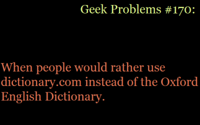 Geek problem submitted by poliksenazeo