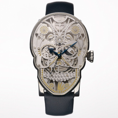 wickedclothes:  Skeleton Watch