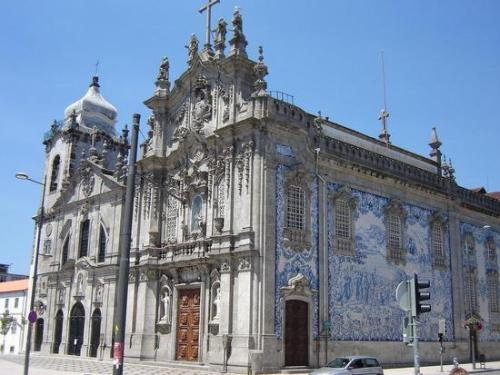 Carmelitas and Carmo Churches, Porto, Portugal