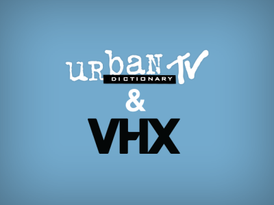UrbanDictionary teams up with VHX to create UrbanDictionary.tv  The new venture is a collaboration between the original site and VHX.tv. Like much of the content on Urban Dictionary, the videos that wind up on UD.tv are chosen by random users. Those inerested in contributing need only go to the original site, look up any word, and attach a YouTube link into the field next to it. This video might be a clip from the TV showScrubs, in which Aziz Ansari keenly demonstrates the application of a word, or maybe a Youtuber elucidating it. After a user proposes the attachment, though, the video gets reviewed by a separate group of volunteers who serve as gatekeepers, deciding what incoming content will make it onto the site.  jamiew:  Learn slang while you watch hilarious videos with UrbanDictionary.TV, powered by VHX. More info here.