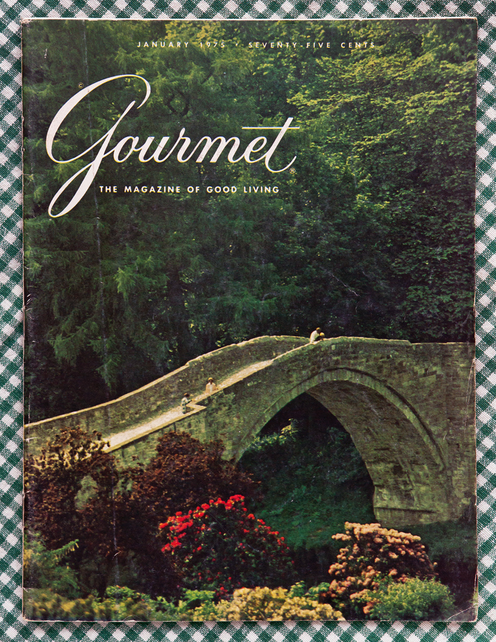 Gourmet: January 1975
