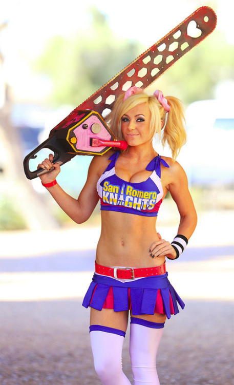 Lollipop Chainsaw FTW!