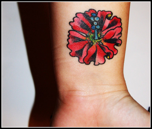001/365 - Tattoo by antigone78 on Flickr.