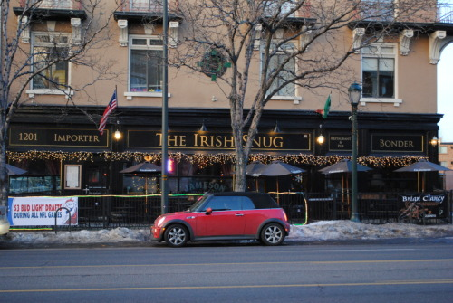 The Irish Snug
