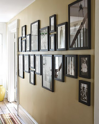 ahhhh…. yes, more Gallery Walls!