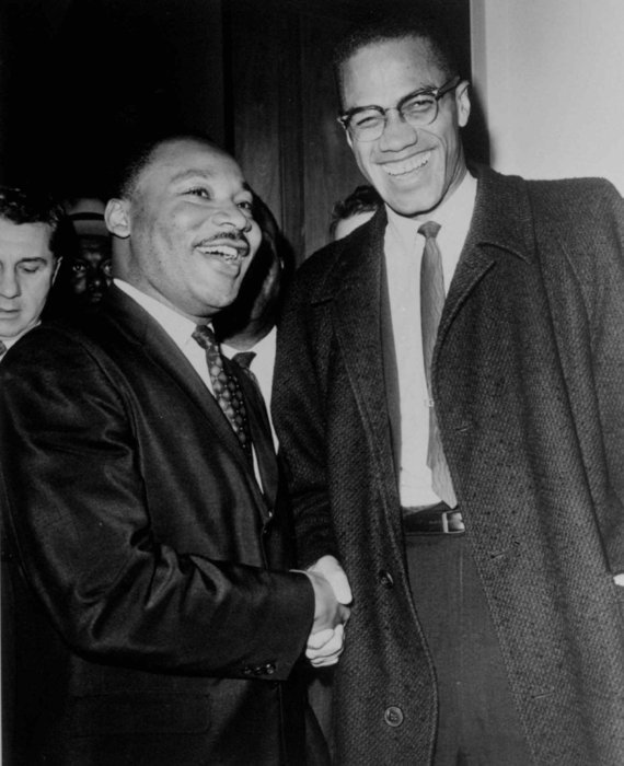 iloveretro:  King and X in Washington (1964)
