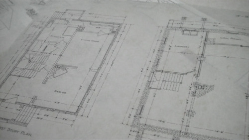 No. 197: VIEW Blueprints from San Francisco's Presidio.