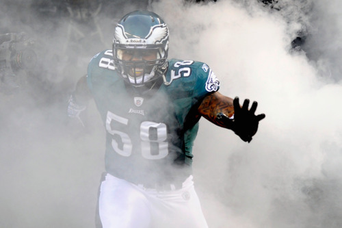 Trent Cole Philadelphia Eagles
