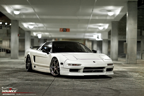 givemecars:  Acura NSX (by ojsantiago21)