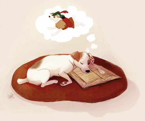 rollingrabbit:  What's this you're dreaming of?