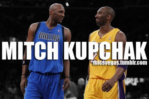 Mitch Kupchak is the worst GM in the NBA !