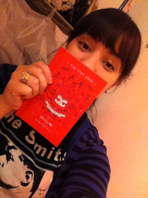 Just bought the tiny book if tiny stories and I absolutely love it <3