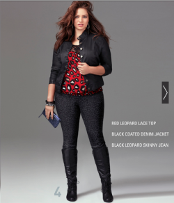 The latest Torrid look books are fab! (via Torrid)