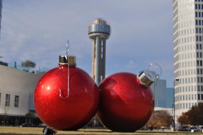 Santa's Nuts are in Dallas
