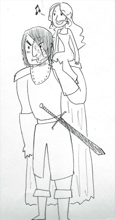 milleemo:  I am halfway through Storm of Swords and I CAN'T GET OVER THIS PAIRING D: