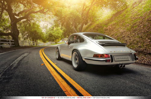 Singer Porsche, need one…
