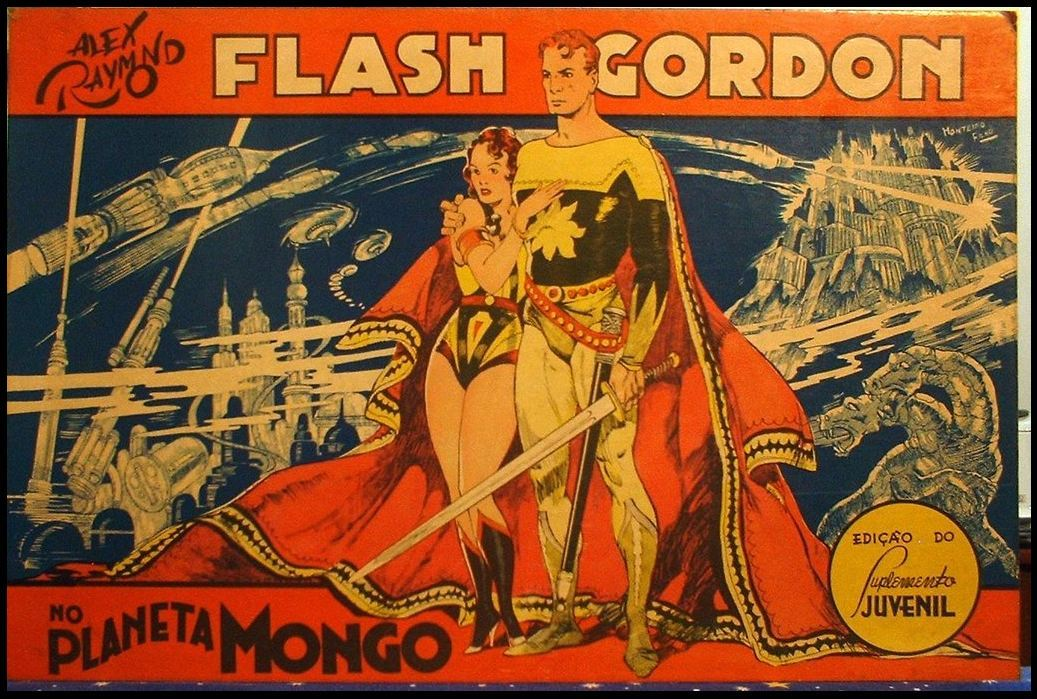old-ads-and-mags:  Flash Gordon, 1935