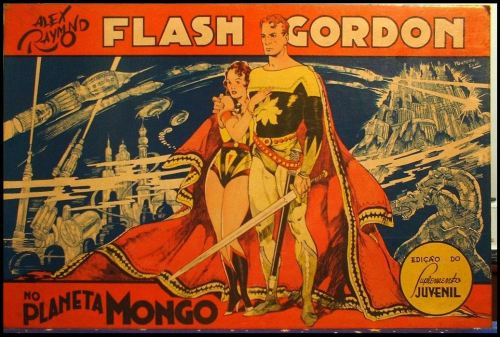 Flash Gordon, 1935