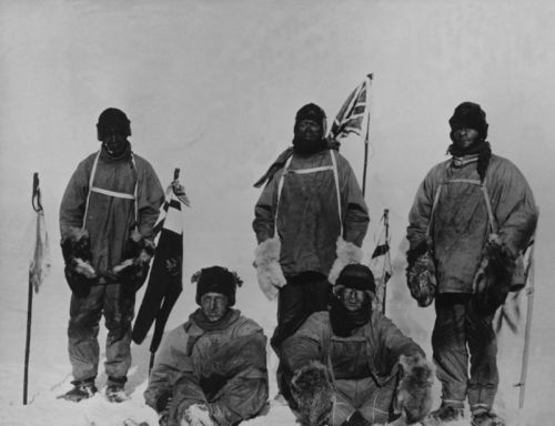 "100 Years Ago Today:  Robert Falcon Scott Reaches South Pole ""Great God!"" wrote Scott as he surveyed the area around the South Pole, ""this is a terrible place."""