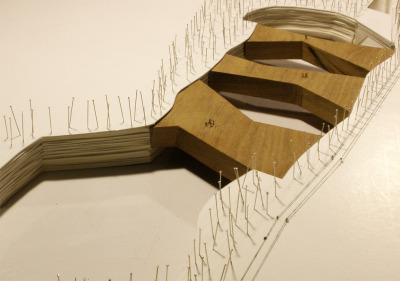 archimodels:  © iodice architetti - art, music city and cave park - lecce, italy - 2010
