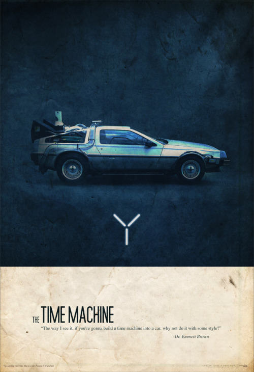 herochan:  Faux Vintage TV & Film Car Ads - by Justin Van Genderen Available in various sizes @Imagekind (via:itcars)