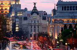 allthingseurope:  Beautiful Madrid (by david.bank )