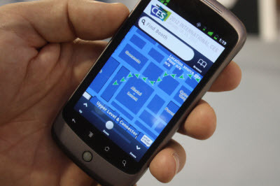 A whole new era opens up for checkin/location-based apps. CSR reveals plans to bring GPS down to the microlevel (think convention centers) to make device-tracking that much more detailed.