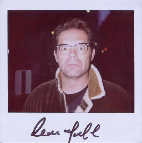 portroids:  Dana Gould - Because, as you'd expect, he was really funny on the latest Never Not Funny.  [SF80S+Legend]