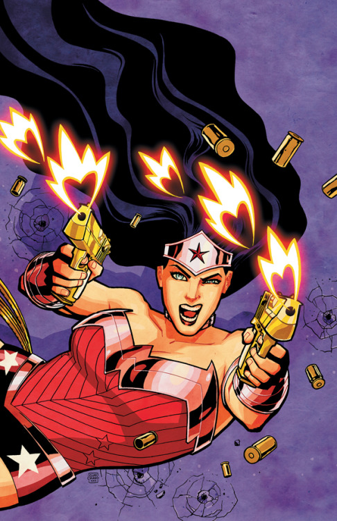fyeahlilbitoeverything:  comicartappreciation:  Wonder Woman #8 // Cliff Chiang   This man is so amazing.