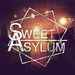 Sweet Asylum Self Titled EP Cover