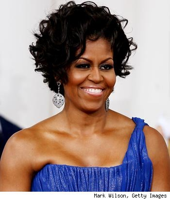 anegroking:  Happy birthday to our beautifully divine, FLOTUS.