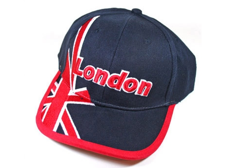 Union Jack London Baseball capAs worn by Moriarty in The Reichenbach Fall Embroidered design. Peak cap.£5.99 / $9.17 Available here at clicksouvenirs.com