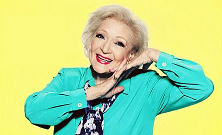 "nprfreshair:  Today is Betty White's 90th Birthday:  ""If you lie to anybody on the planet,  don't lie to that person reflected in the mirror,"" she says. ""Always be  able to meet your own eyes, and know that you're telling the truth."" (Photo: SNL/NBC)"