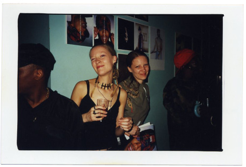 2000 | BLAG Book launch NYC Guests: Claire Danes, Flavor Flav, Adrien Brody, Pharrell Williams, the late Harold Hunter, Aaron La Crate, Ben Lee, Wesley Snipes. DJs: Professor Griff, Mr Wix, Rich Medina