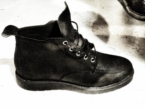 brokenhomme:  BROKEN HOMME - Davis Boot