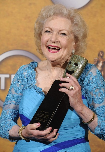 "Happy 90th birthday Betty White! The ""Hot in Cleveland"" and ""Golden Girls"" star turns the big 9-0 today and is as young at heart as ever.  Fox411 also wishes a happy birthday to: Michelle Obama (48) Muhammad Ali (70) Jim Carrey (50) Dwayne Wade (30) Kid Rock (41)"