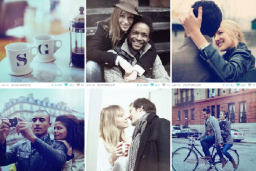 PSFK: Tiffany & Co. and the Sartorialist Team Up On Instagram To Showcase True Love