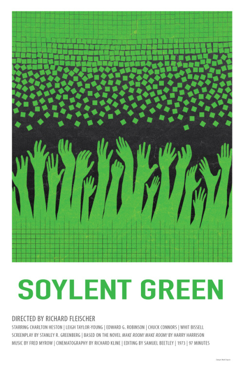 Soylent Green by Matt Dupuis