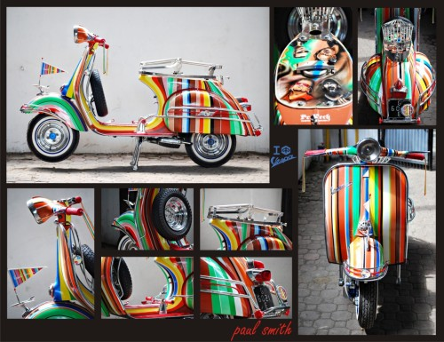 Vespa VBB 1965 Paul Smith ( via ouvalnsf)