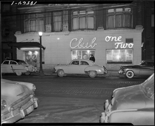 Club One Two, 1952